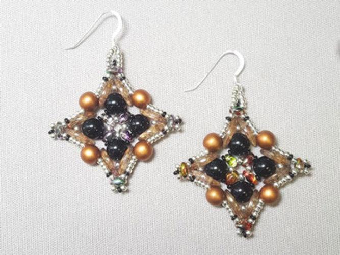 Star Light, Star Bright Earrings