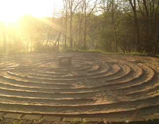 Search labyrinth