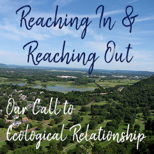 Reaching In & Reaching Out: Our Call to Ecological Relationship