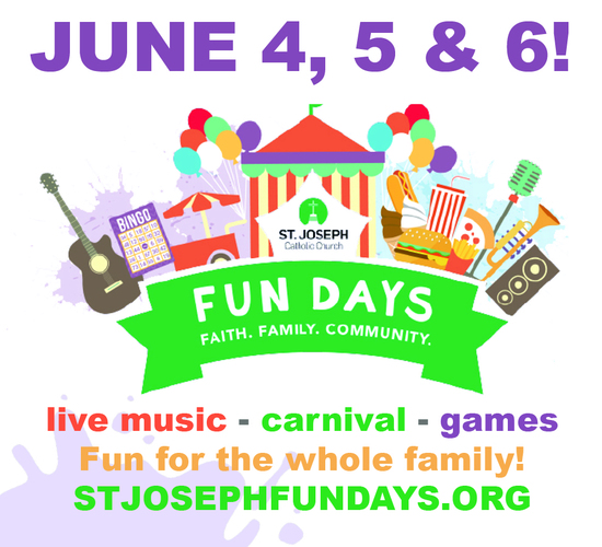St. Joseph Fun Days