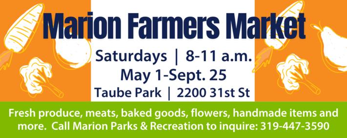 Marion Farmers Market