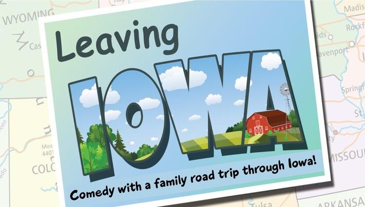 Leaving Iowa