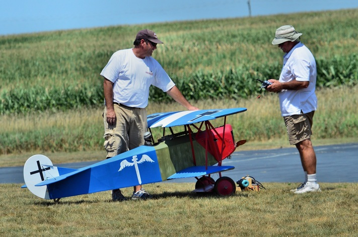 Warbirds Over Iowa