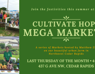 Search fb cover cultivate hope mega market