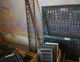Search salvage grates