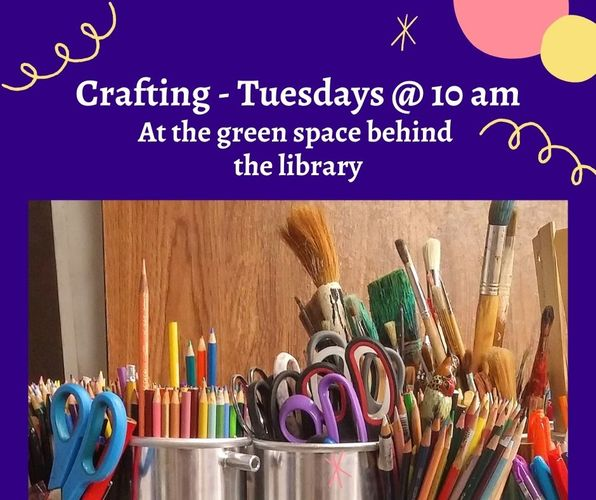 Do-it-your-way Crafts