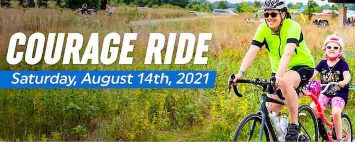 Courage Ride