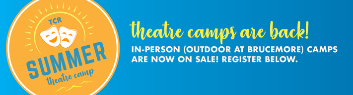 TCR Outdoor Summer Theatre Camp at Brucemore