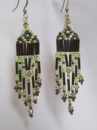 Classic Fringe Earrings through Kirkwood
