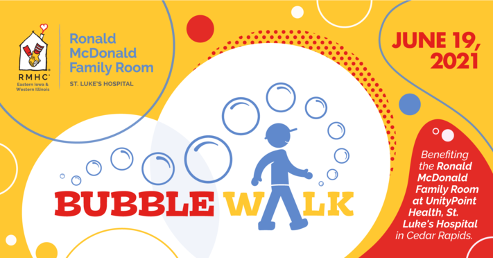 RMHC Bubble Walk