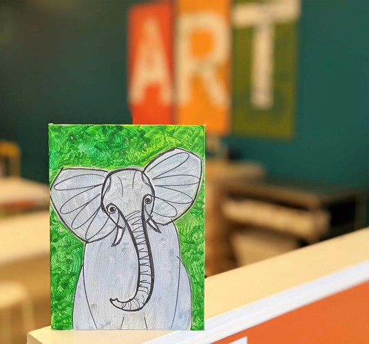 Awesome Art Camp (5-12 yrs)