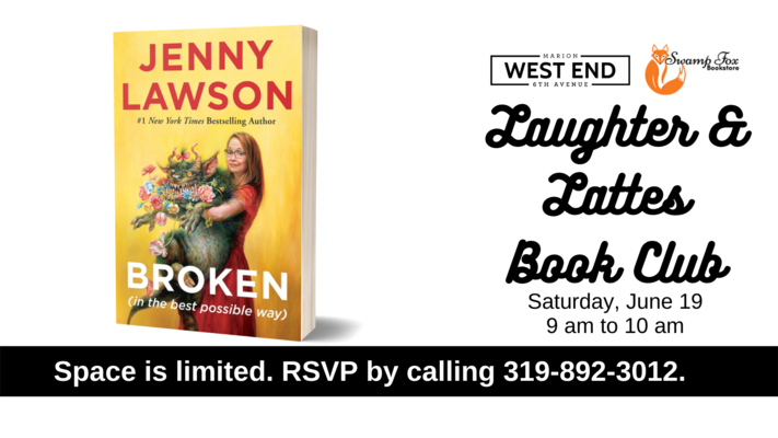 Laughter & Lattes Book Club - In-Person