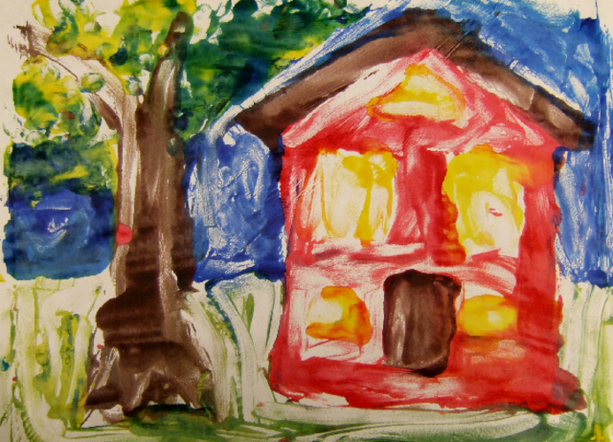 The Messiest Art Camp Ever (5-12 yrs)