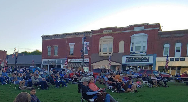 Maquoketa Summer Concert Series - The Lonely Goats