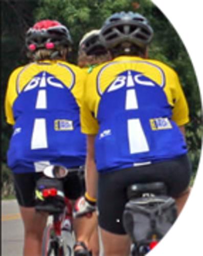 Bicyclists of Iowa City 2sday2Wheelers Ride