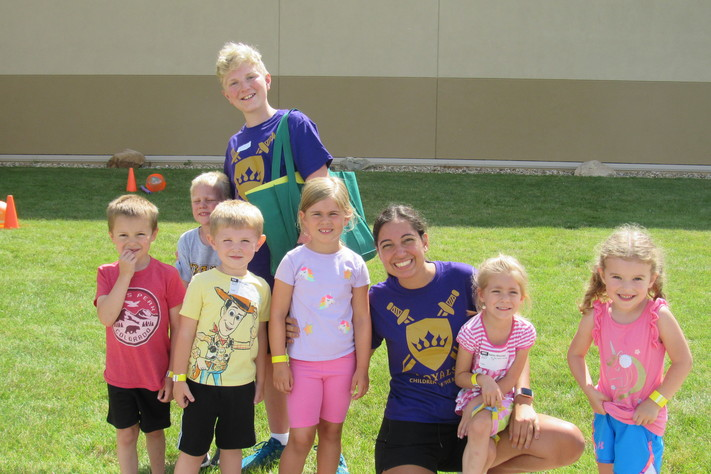 """""""RESCUE"""" Day Camp--Session 2 with New Covenant Bible Church"""