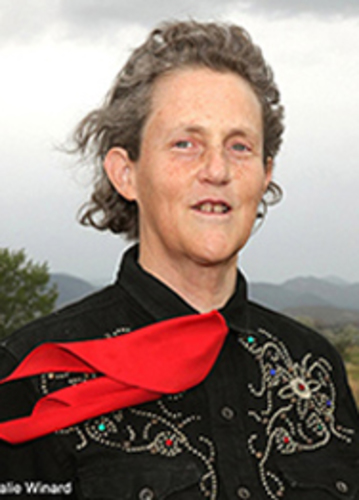 """Dr. Temple Grandin, """"The World Needs All Kinds of Minds"""""""