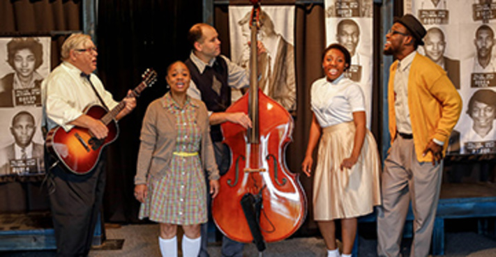 """Mad River Theater Words presents """"Freedom Riders"""""""