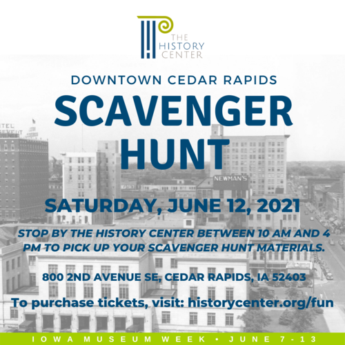 Downtown Scavenger Hunt