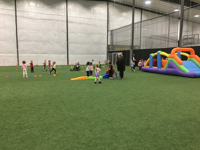 Summer at The Shell, Indoor Play Space