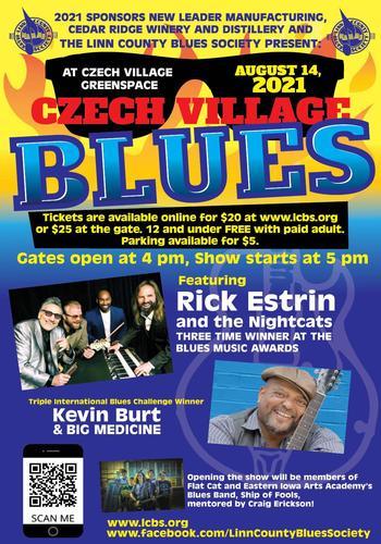 Czech Village Blues 2021