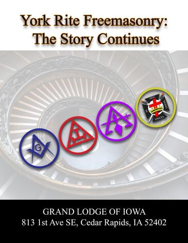 York Rite Freemasonry: The Story Continues