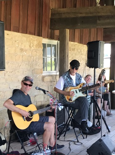 Blues in the Vineyard with The Janeys