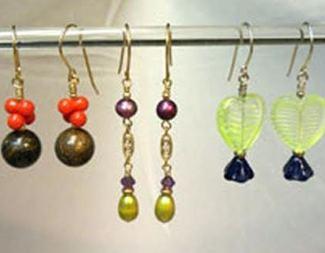 Search make 3 pairs of earrings beadology iowa