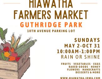 Hiawatha Farmers Market