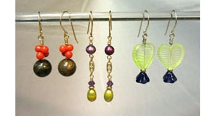 Make Amazing Earrings - A Great Gift!