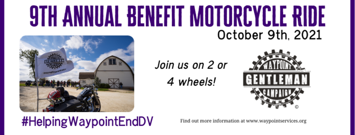 9th Annual Gentleman Campaign© Benefit Motorcycle Ride