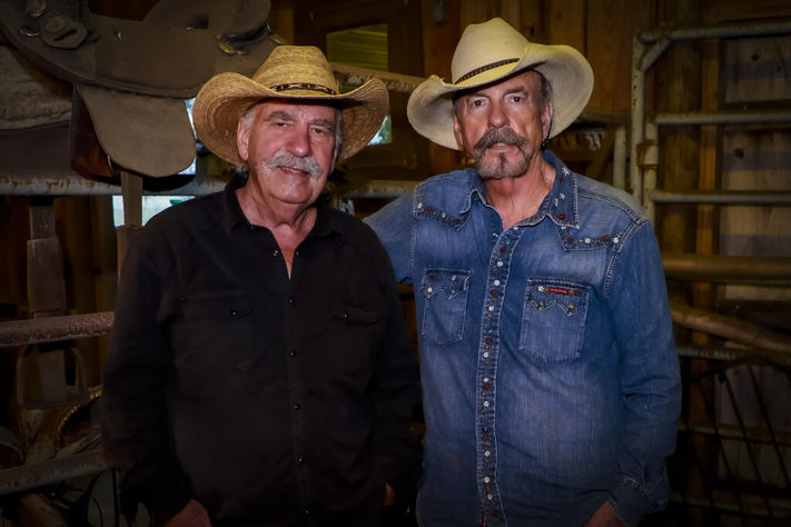 The Bellamy Brothers at the First Avenue Club in Iowa City