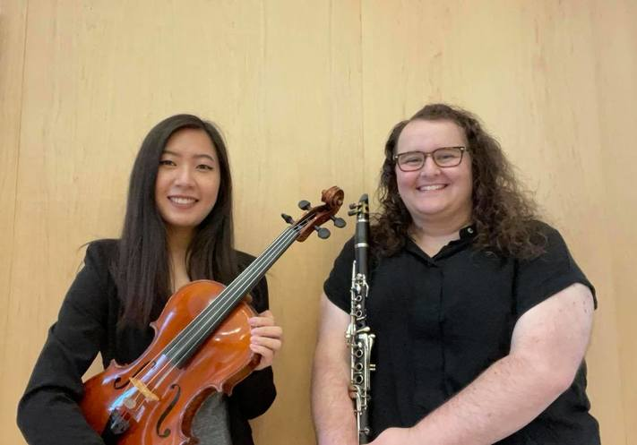 Live Concert by the University of Iowa - Siren Duo