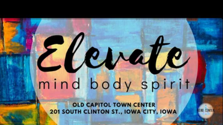 Elevate Mind Body Spirit