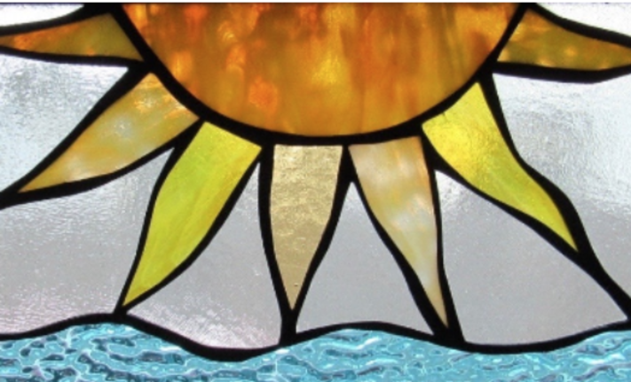 Youth Stained Glass