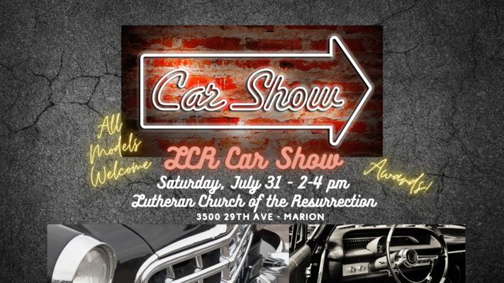 First Annual LCR Car Show
