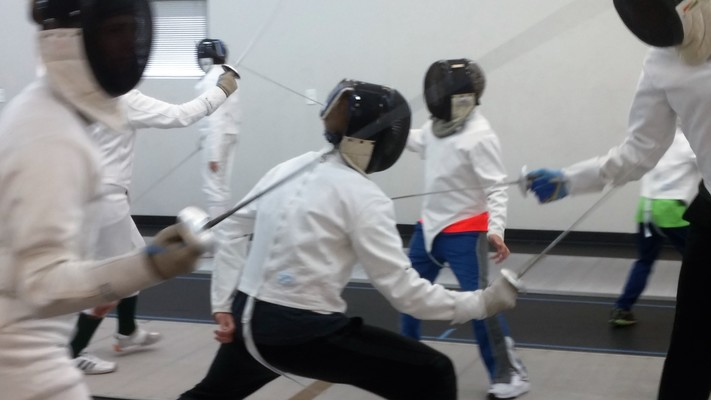 Introduction to Fencing Class