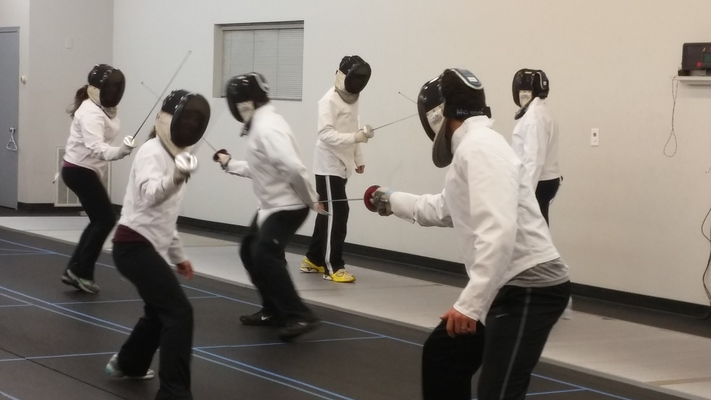 Alley Cat Allies Fencing Fundraiser