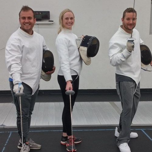 Introduction to Fencing Program