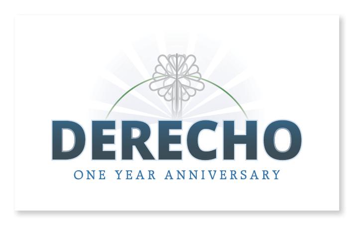 Derecho Anniversary Event in Bever Park