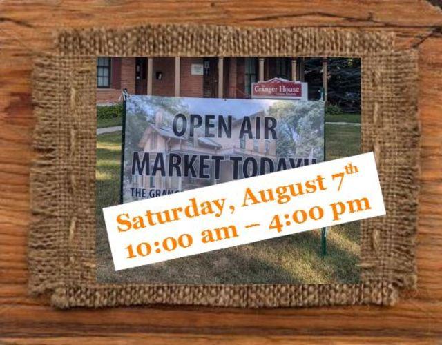 Granger Open Air Market