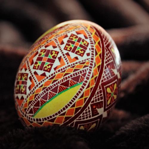 Pysanky: Ukrainian Egg Dying