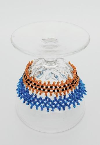 Twenties Weave Beaded Bracelet