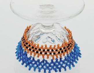 Search roaring twenties netted beadwork bracelet beadology iowa