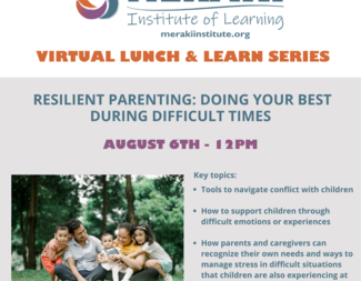 Search resilient parenting