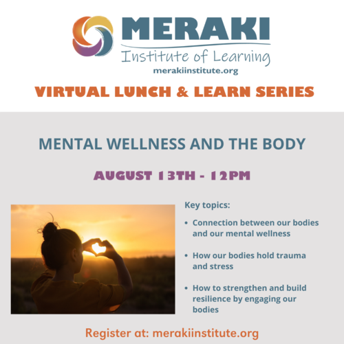 Mental Wellness and the Body
