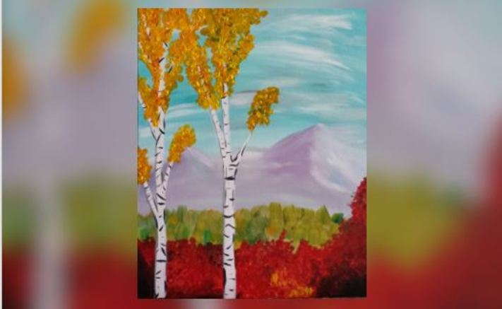 Cedar Ridge Winery - Fall - Cork N Canvas Iowa