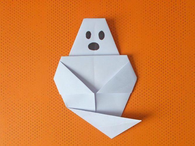 Crafts to Go: Halloween Origami Fun