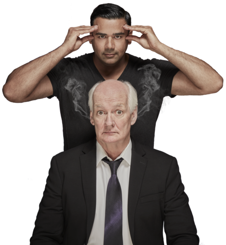 Colin Mochrie's HYPROV with Master Hypnotist Asad Mecci (special event)