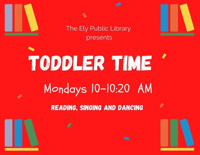 Ely Public Library Story Time